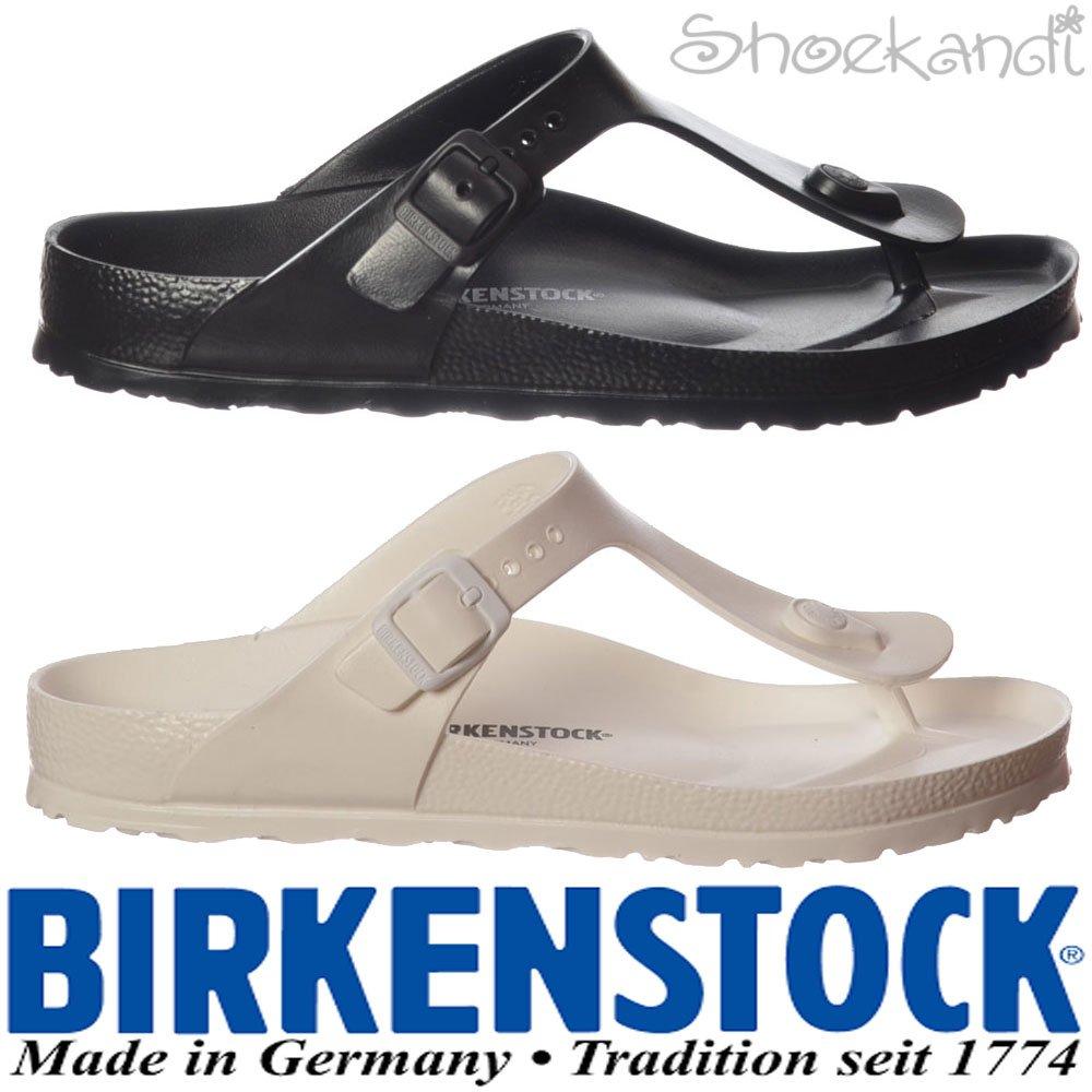 Womens Birkenstock EVA Gizeh Classic Lightweight Toe Post