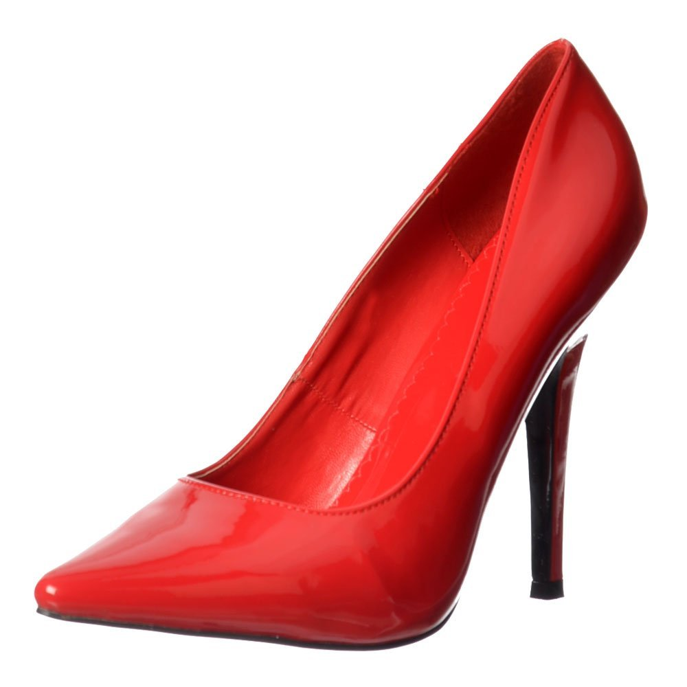 MENS WOMENS DRAG QUEEN CROSSDRESSER HIGH HEEL POINTED ...