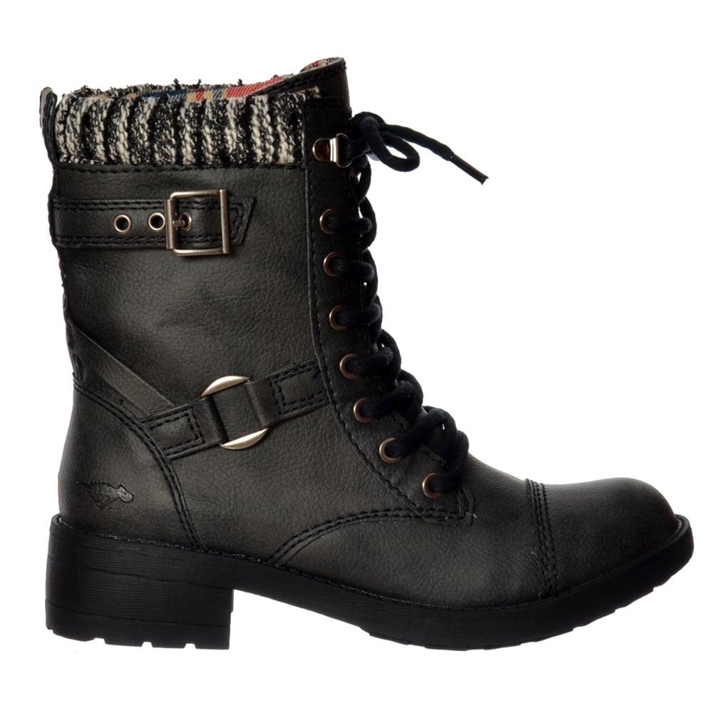 Rocket Dog Thunder Boots Black