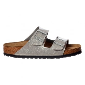 Birkenstock Arizona Birkoflor Magic Galaxy - Standard Fitting Classic Buckled Two Strap - Flip Flop Sandal