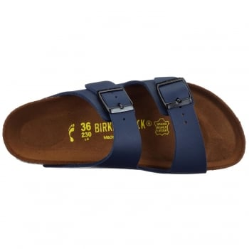 Birkenstock Arizona Birkoflor - Standard Fitting Classic Buckled Two Strap - Flip Flop Sandal