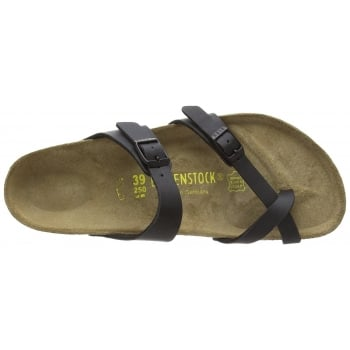 Birkenstock Mayari Birko-Flor Sandal Standard Fit - Toe Loop Slip On Sandal
