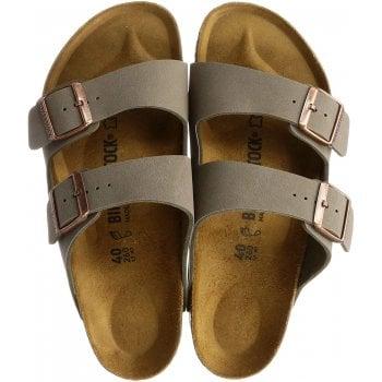 Birkenstock Unisex Arizona Birkoflor - Standard Fitting Classic Buckled Two Strap - Flip Flop Sandal