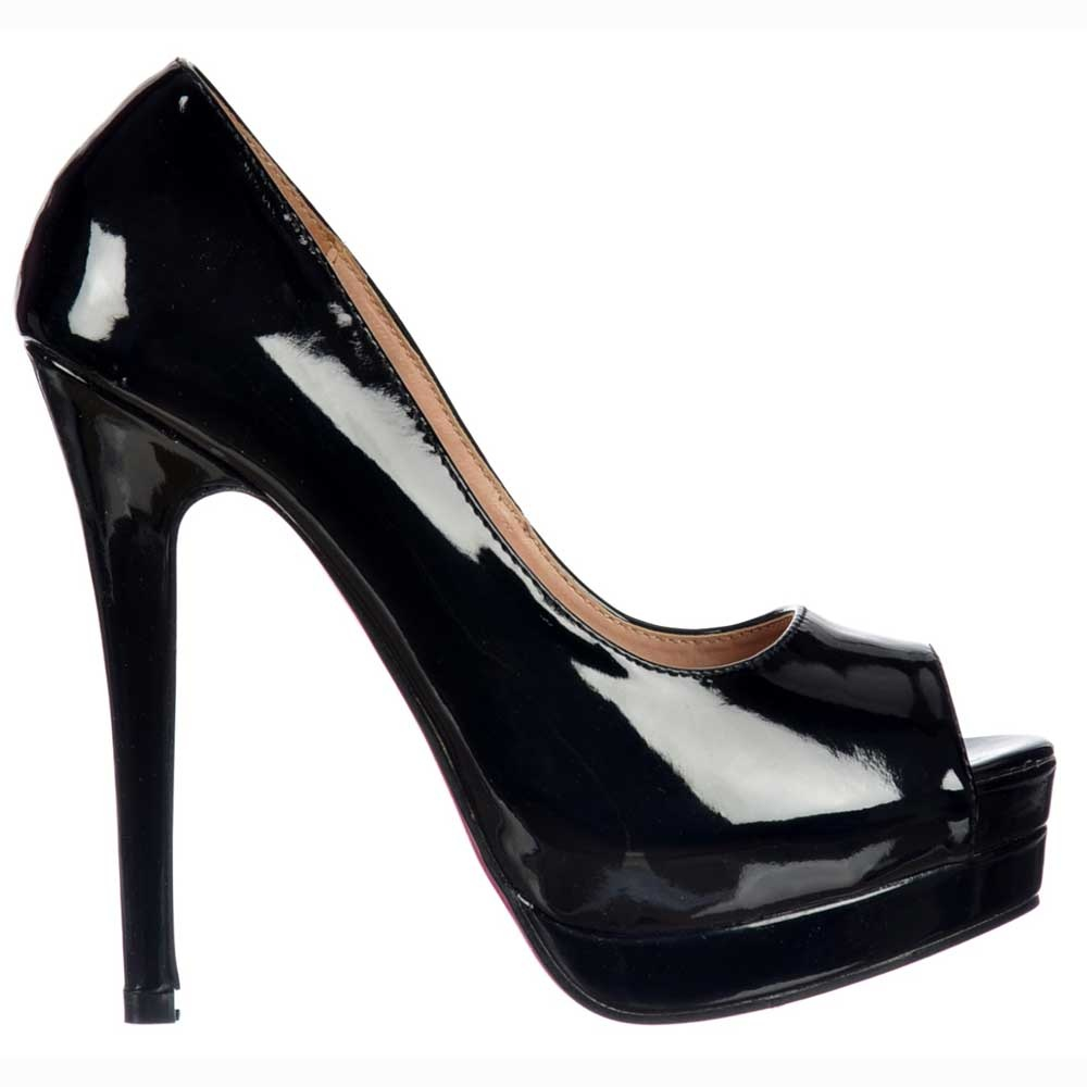 Find black patent leather heels at ShopStyle. Shop the latest collection of black patent leather heels from the most popular stores - all in one.