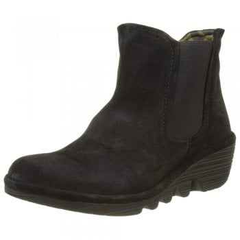 Fly London Phil Oil Suede Leather Ankle Boot