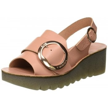 Fly London Yidi190 Open Toe Sling Back Sandal