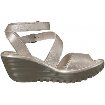 Fly London Yisk837 Strappy Sandal