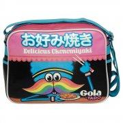 Gola Redford Tado - Retro Messenger Bag - Sushi Okonomiyaki