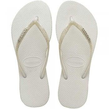 Havaianas Slim Sparkle Flat Flip Flop