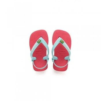 Havaianas Unisex Babies' Brasil Logo II Sandals Flip Flops