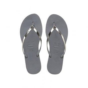 Havaianas You Metallic Flat Flip Flop