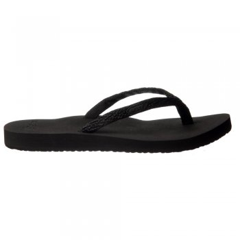 Reef Ginger Drift - Flip Flop Sandal - Black/Black, Brown / Aqua / White, Black / Hot Pink / Blue
