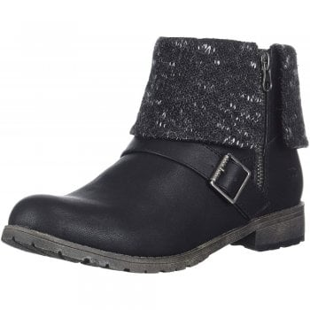Rocket Dog Bentley Cuffed Ankle Boot