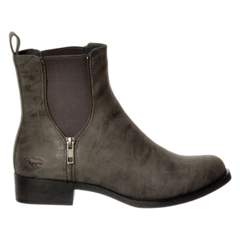 Rocket Dog Camilla Bromley Chelsea Ankle Boot - Black, Brown, Whiskey, Black Graham, Brown Graham, Grey, Navy