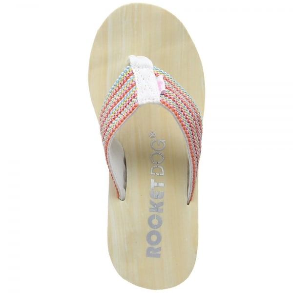 395b649e89d ... Groovy Stripe - Wedge Platform Flip Flops. ‹ View All Rocket Dog  ‹ ...