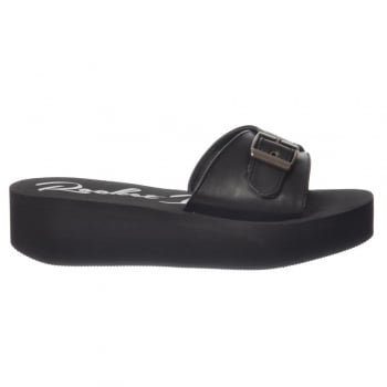 Rocket Dog Kaplan Slip On Mule - Black