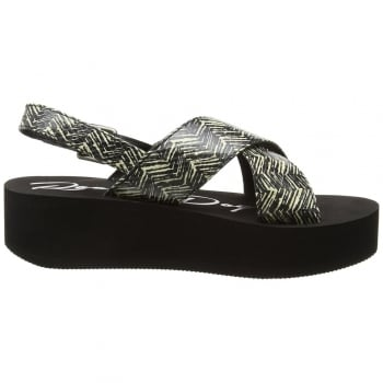 Rocket Dog Kelby Wedge Peep Toe Sandals