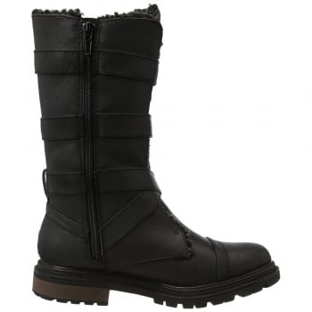 Rocket Dog Lance Biker Styled Winter Boot