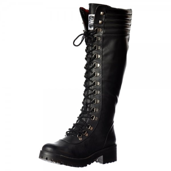 rocket landers bromley knee high style lace