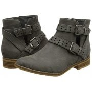 Mack Ankle Boot With Straps and Buckles