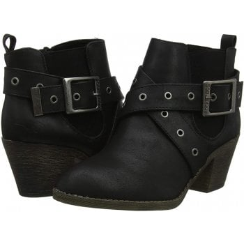 Rocket Dog Saxx Heeled Ankle Boot
