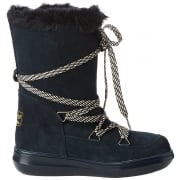 Rocket Dog Snowcrush Lace Up Snow Boot - Navy