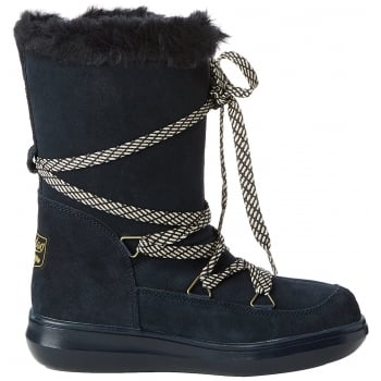 Rocket Dog Snowcrush Lace Up Snow Boot