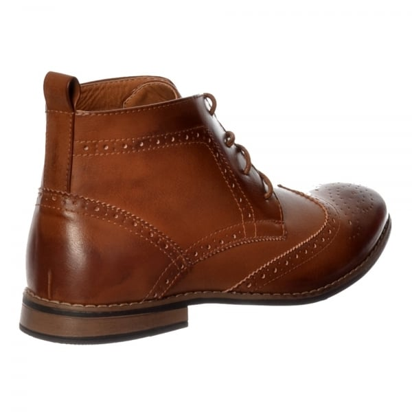 Bertie Shoes Brogue Mens