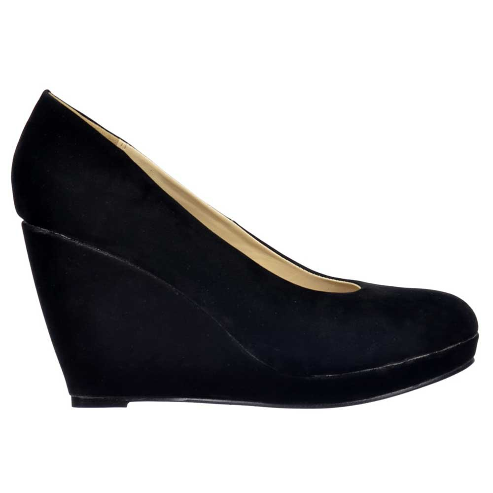 Find great deals on eBay for black low wedge heel. Shop with confidence.
