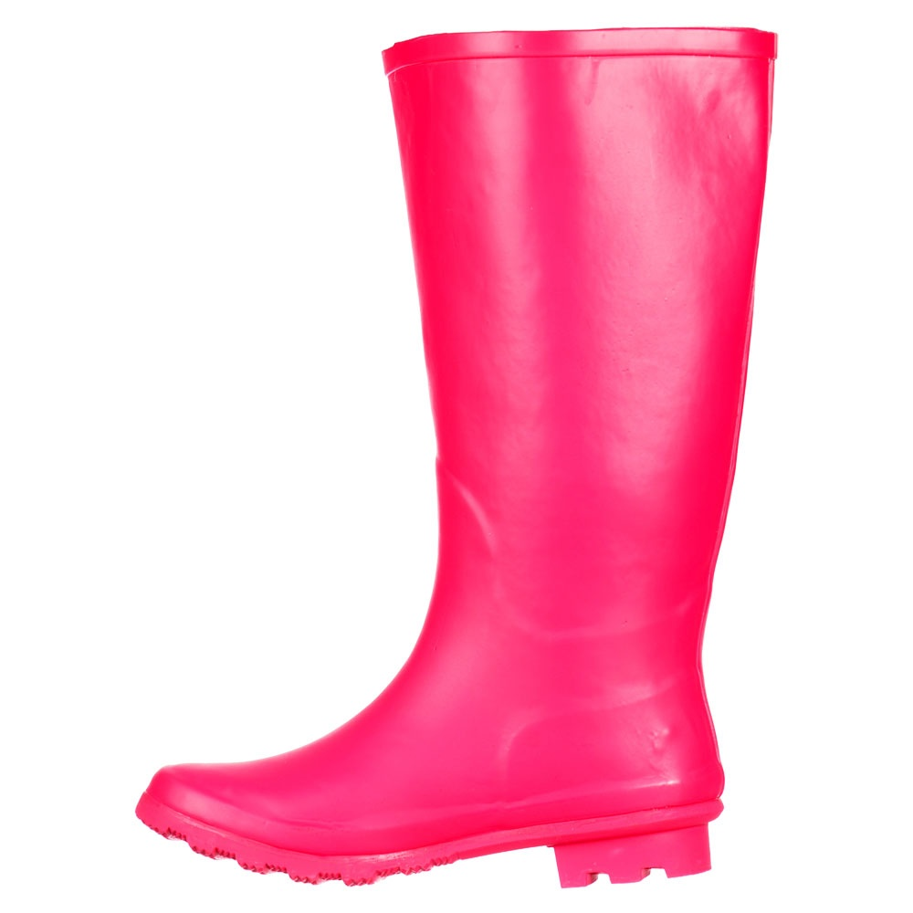 Realtree JoJo Waterproof Rubber Rain Boots for Women - Xtra Green/Hot Pink. Product - Starbay Brand Kid's Rubber Rain Boots Black Size Product Image. Price $ Product - Hasbro My Little Pony Rainbow Girl's Pink Rain Boots (Toddler / Little Kids) Product Image. Price $ .