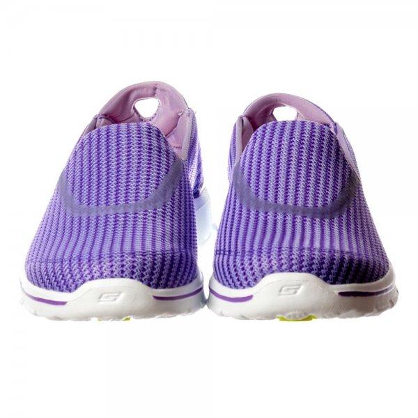 80bbf7e6a220 Skechers Go Walk 3 Performance Division Memory Foam Walking Shoes - Navy    Light Blue